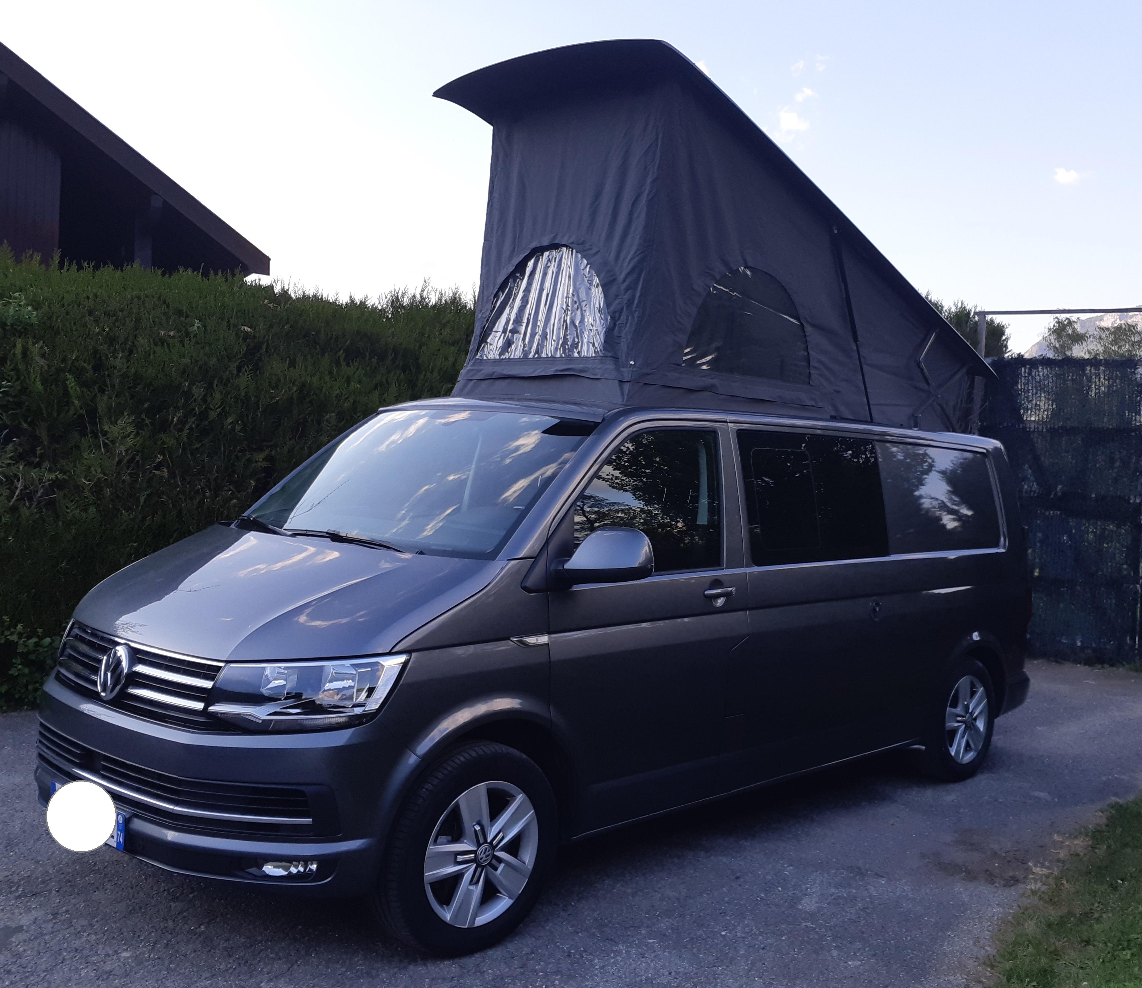 camping car T 6 VAG lando 204 cv abte auto TDI