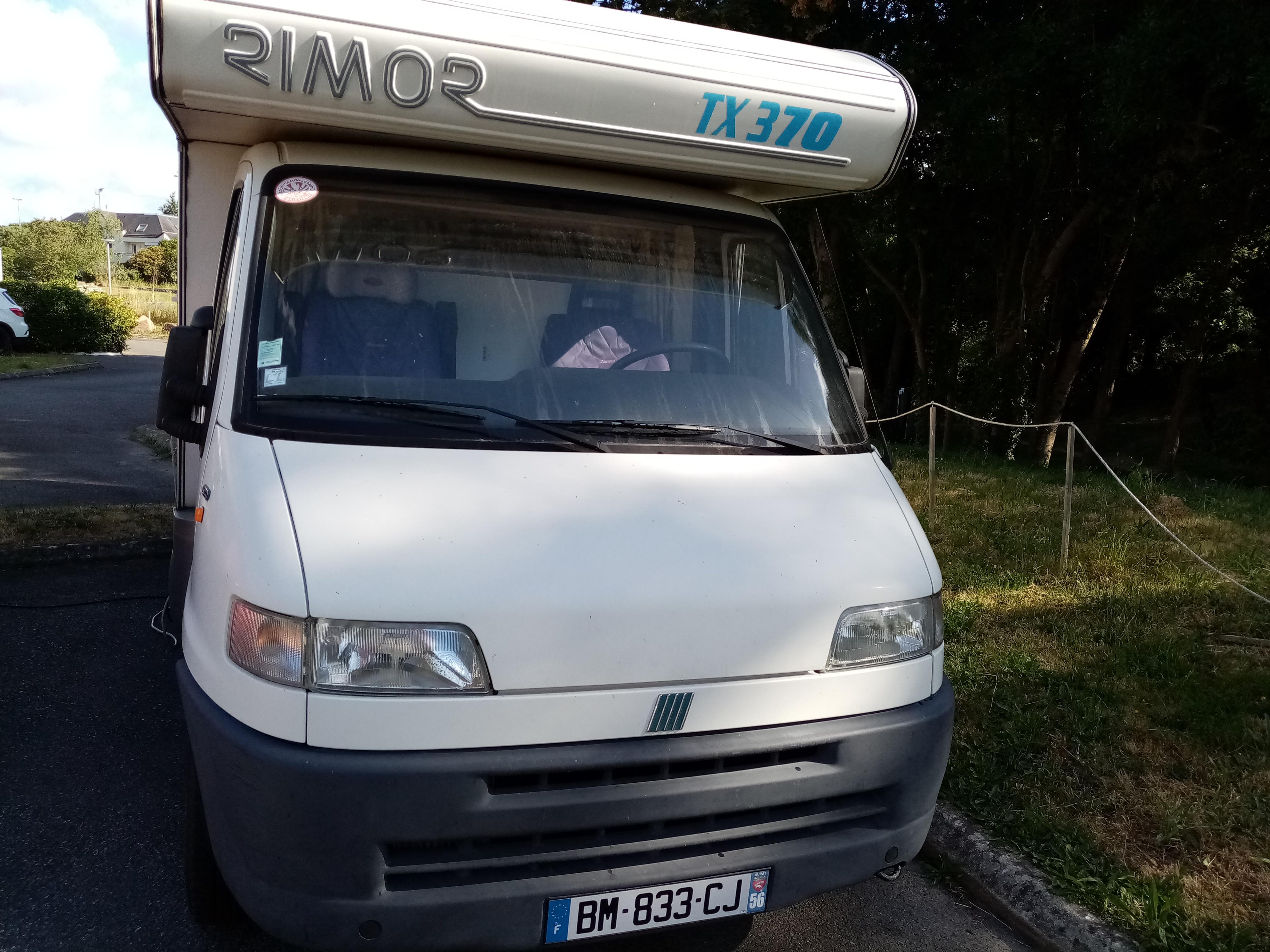 Rimor TX370