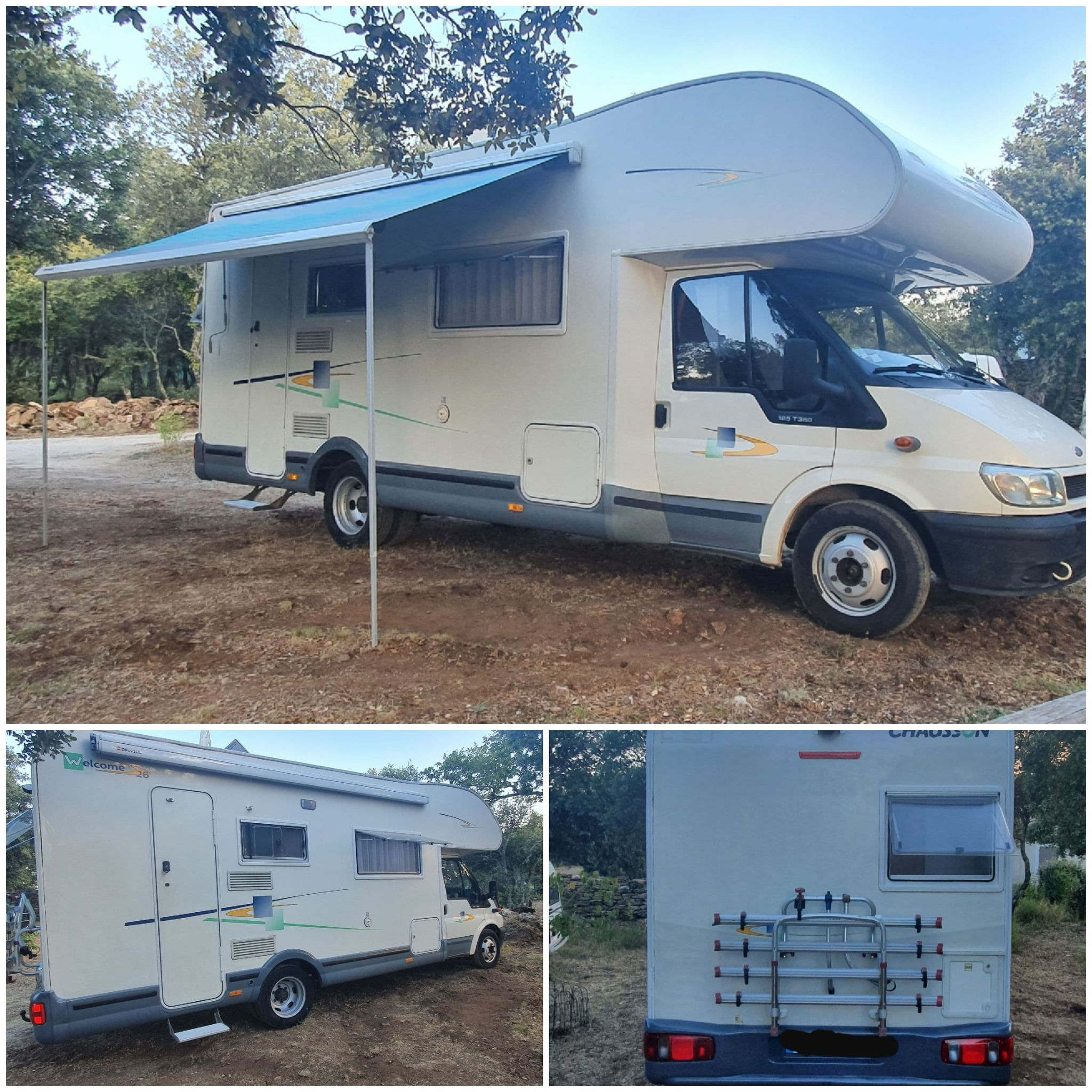 Chausson Welcome 26 Ford Transit