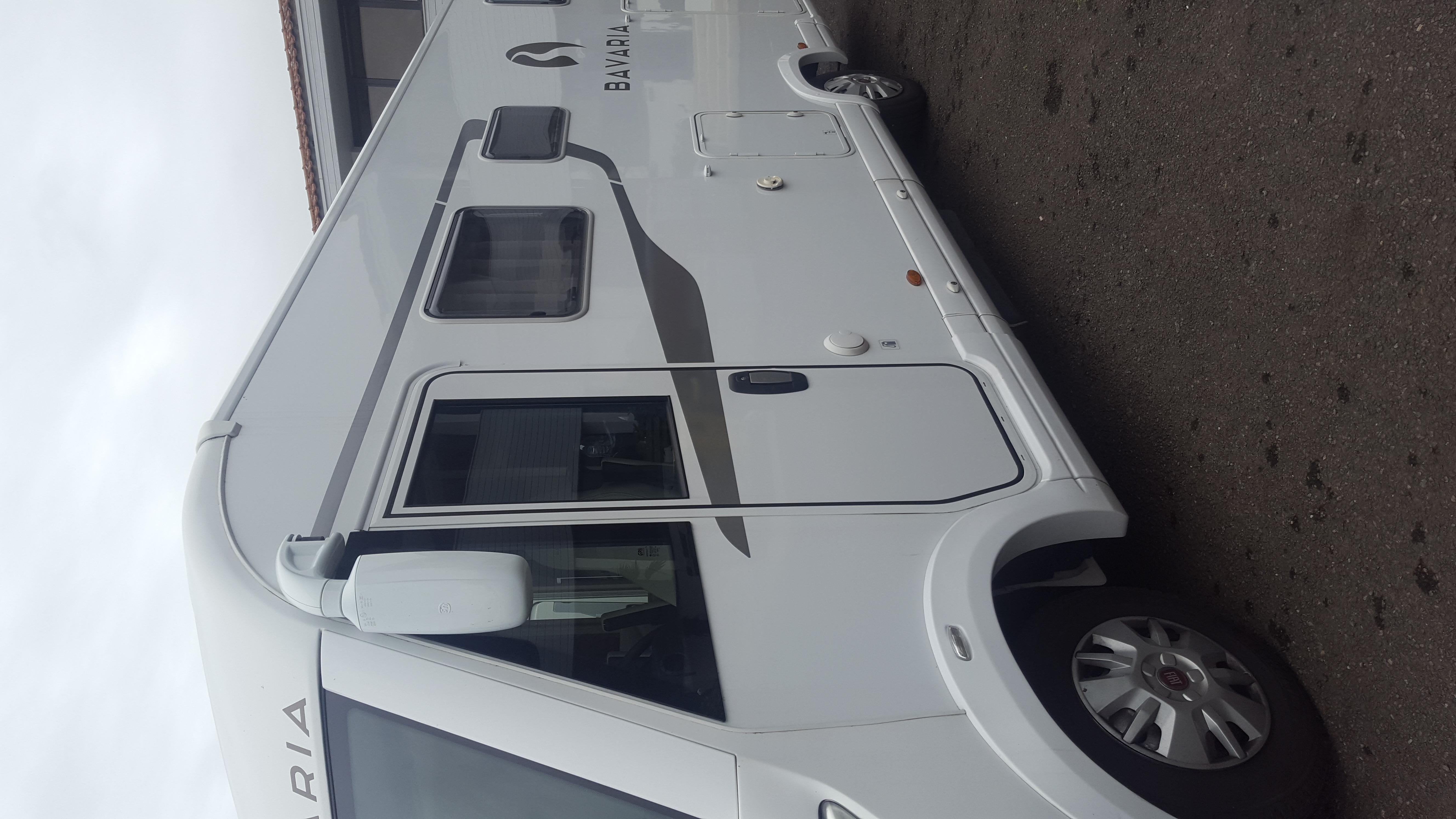 BAVARIA I740 FGJ STYLE, FIAT DUCATO 2,3 l, Juillet 2019