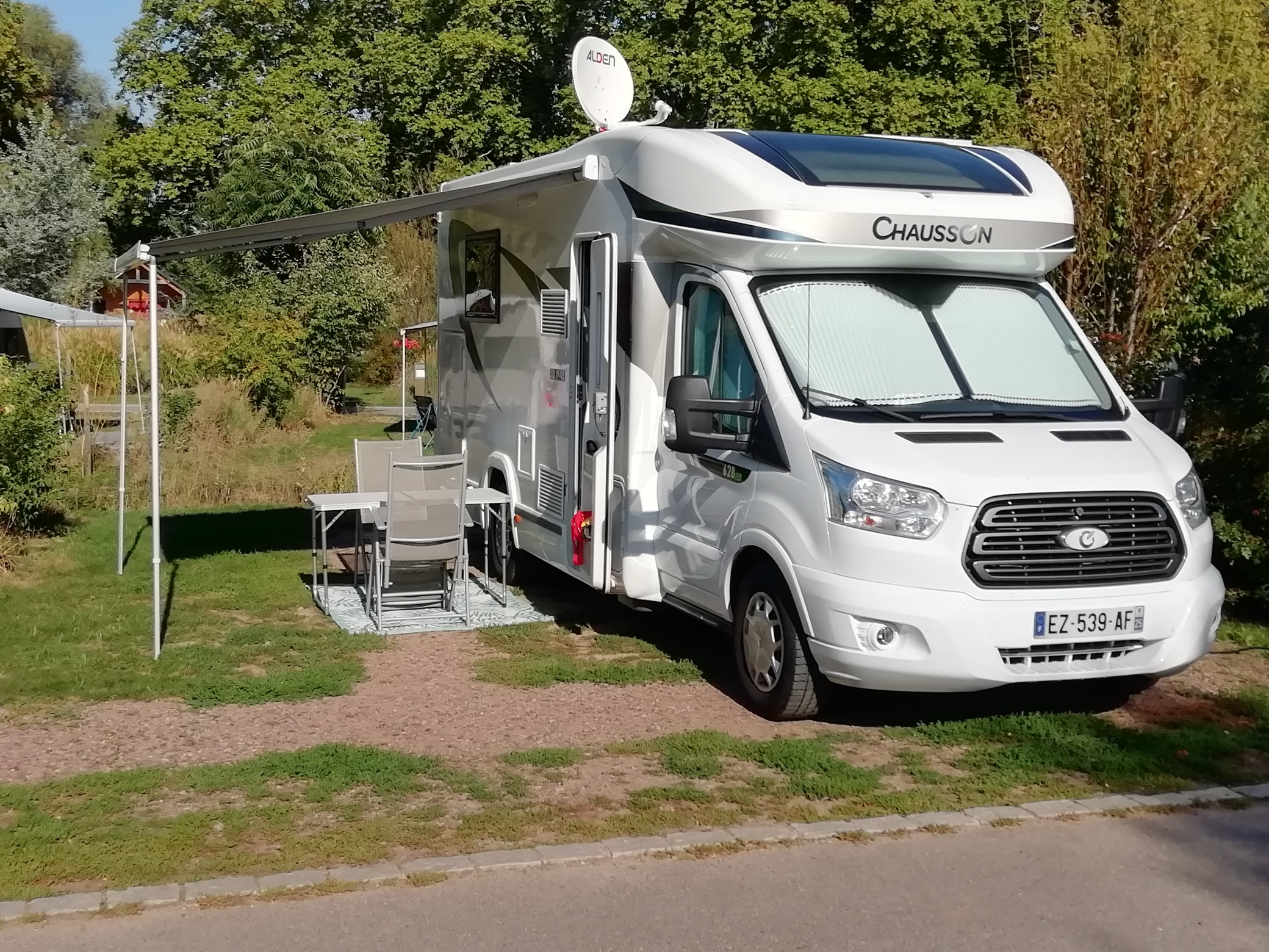 Chausson 628 EB edition spécial