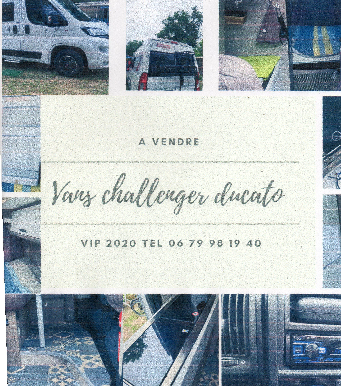 VAN CHALLENGER V114 VIP